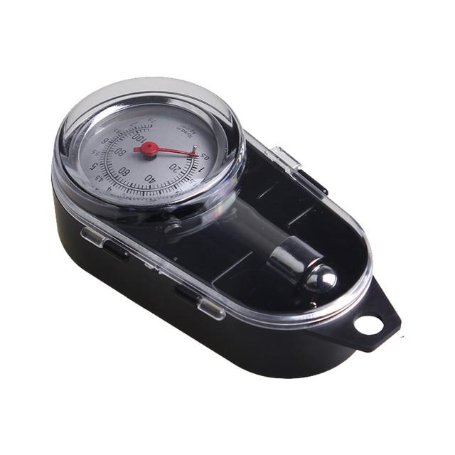 ece62a569aa Metal car tire pressure gauge car air pressure gauge tester diagnostic tool  for Jeep BMW Fiat Volkswagen Ford Audi Honda Toyota