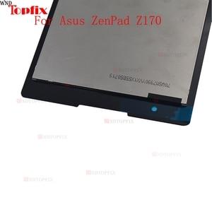 "Image 3 - 7.0 ""インチテストオリジナル Asua ZenPad C 7.0 Z170 Z170C Z170CG Lcd ディスプレイタッチスクリーンデジタイザ国会液晶交換"