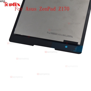 "Image 3 - 7.0""Inch Tested Original LCD For Asua ZenPad C 7.0 Z170 Z170C Z170CG LCD Display Touch Screen Digitizer Assembly LCD Replacement"