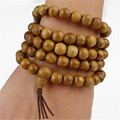 9mm 108 Bead Authentic Vietnamese Agarwood Aloeswood Mens Jewelry Bracelets Waistband Powerful Prayer Round Bead Bracelet