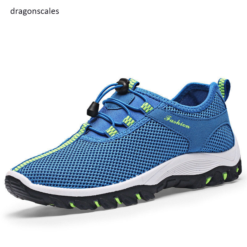 Shoes New Limited Synthetic Lace-up Mesh (air Mesh) Rubber 2017 Fashion Breathable Casual Up Quality Flat Mesh Plus Size 39-44 high quality men casual shoes fashion lace up air mesh shoe men s 2017 autumn design breathable lightweight walking shoes e62