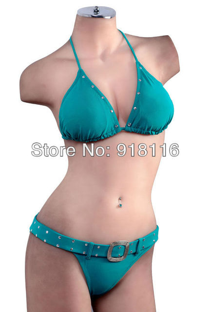 Free Shipping Sexy Lingerie Bra Brazilian Sets 2 Piece Halter Bikini  Swimsuit  6 Color  WITH METAL ELEMENTS ( 2105)