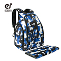 ECOSUSI 2016 Unisex Diaper Changing Backpack Bag Nappy Backpack For Travel Multi-functional Backpack Bags For Baby Clothe