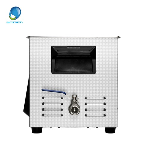 SKYMEN Newest Digital Ultrasonic Cleaner Stainless Steel  10l  liter ultrasonic cleaner with heater and Timer degasing Islamabad