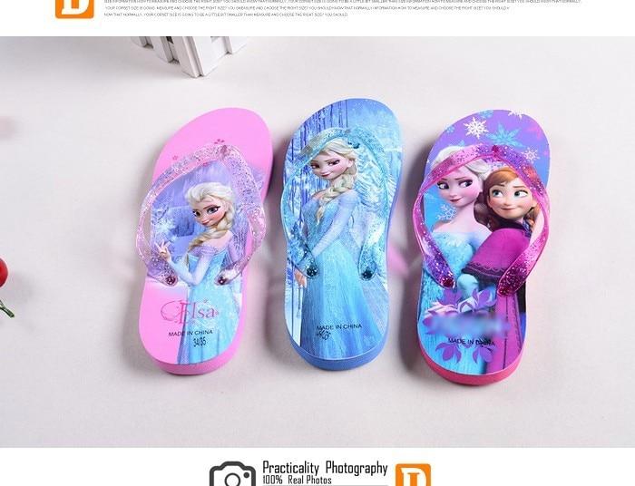 Новинка; летние детские тапочки с героями мультфильмов; модные детские тапочки; Pantufas; домашние тапочки; пляжная обувь для девочек; сандалии для девочек; Size24-35
