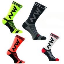 Unisex Professional Brand Sport Socks Breathable Road Bicycle Socks Out