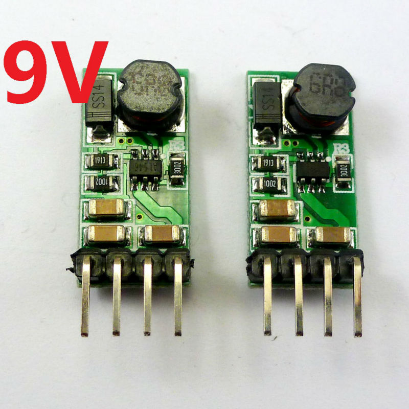 X Dc Dc Converter Step Up Boost Module V To V For Arduino Breadboard Relay Led on Arduino Relay Module 12v
