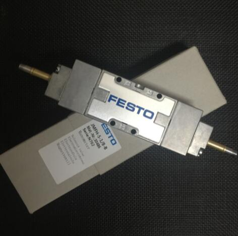 MFH-5/3G-1/8-B MFH-5/3G-D-3-C New FESTO solenoid valve Germany genuine original new pneumatic components цена