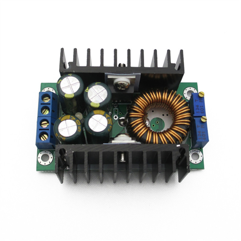 DC CC 9A 300W Step Down Buck Converter 5-40V To 1.2-35V Power module цена 2017