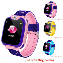 Portable S11 Kids Smart Watch Music Game Smartwatch Waterproof Children