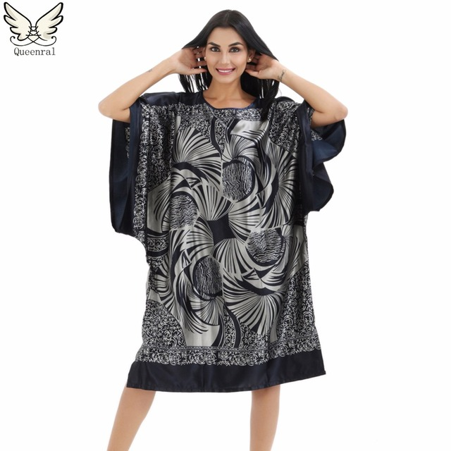 fd93cd8174 Robe Sleep DRESS Women Sleepwear Female nightwear Home Clothing Bathrobe  Night dress Home Indoor Gown sexy Nightgown robe femme