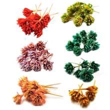 10 шт/коркор сухие цветы ручной работы «сделай сам» силиконовые