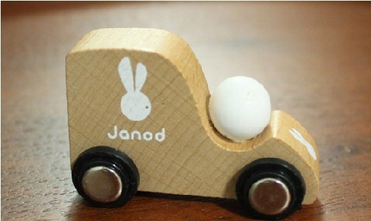 5pcs/lot  Brand baby wooden car toys/  Cute pull back cartoon Mini racing car toys for kids and child gifts, free shipping