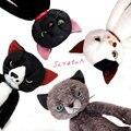 1pcs 40cm Stuffed Cats Plush Toys Japan Scratch Kitten Peluche Sharp Paw Neko Soft Toy Children Kids Novel Gifts