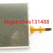 7 дюймов 4 pin черный стеклянный сенсорный экран Экран панели тачскрина с объективом для LT070CA04B00 LT070CA04800 4900 LT070CA04500 LAM070G004A ЖК-дисплей