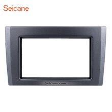 Seicane Двойной Дин Радио Фризовая DVD CD Панель отделкой тире аудио и установка адаптера Авто Стерео рамки для Volvo XC90