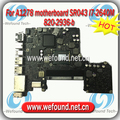 Placa madre del ordenador portátil para apple macbook pro a1278 820-2936-b sr043 i7-2640m 2.8 ghz i7 2011