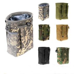 Nylon climbing bags outdoor military tactical drawstring waist pack wallet pouch molle camping hiking hunting bags.jpg 250x250