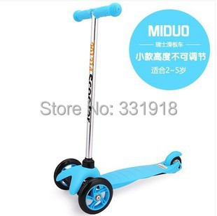 Hot Sell 3 Wheel 2 Year Old 5 Years Old Kid Children Scooter In Kick