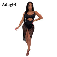 7a8fb05ab9 Sexy Mesh Outfit Promotion-Shop for Promotional Sexy Mesh Outfit on ...