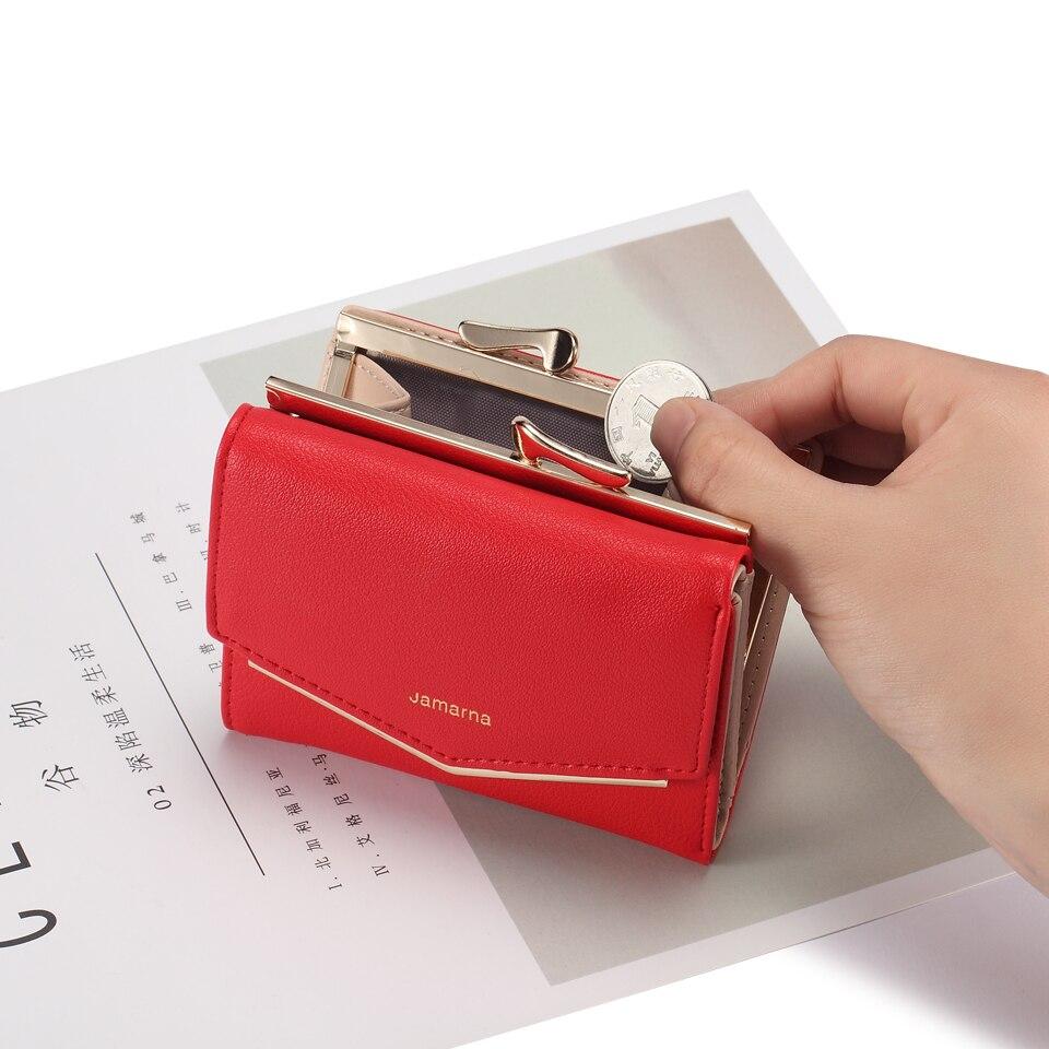 Women's Elegant Leather Wallet Bags and Wallets Women's Wallets