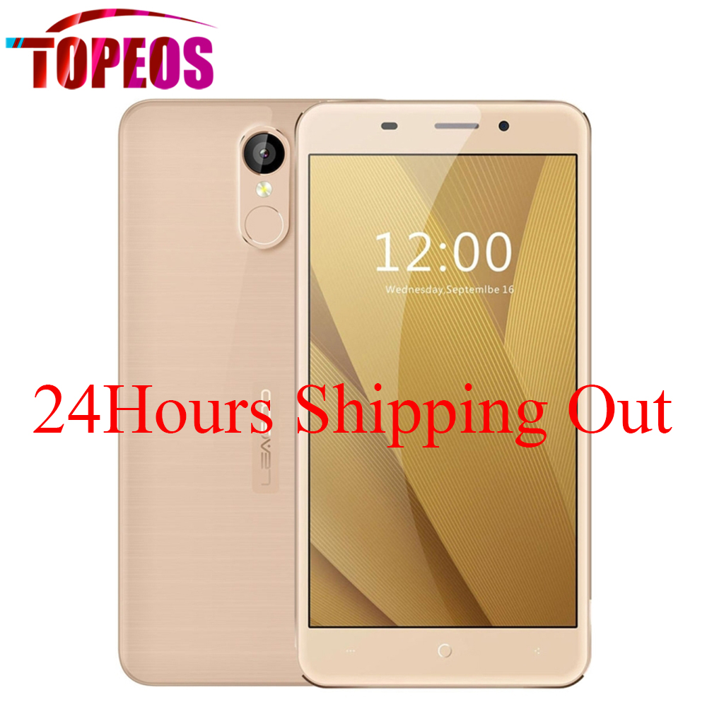 Leagoo M5 Plus 4G 5.5 inch Fingerprint 2GB RAM+16GB ROM MTK6737 Quad Core Android 6.0 OTG 4G LTE 3G WCDMA HD Mobile Phone