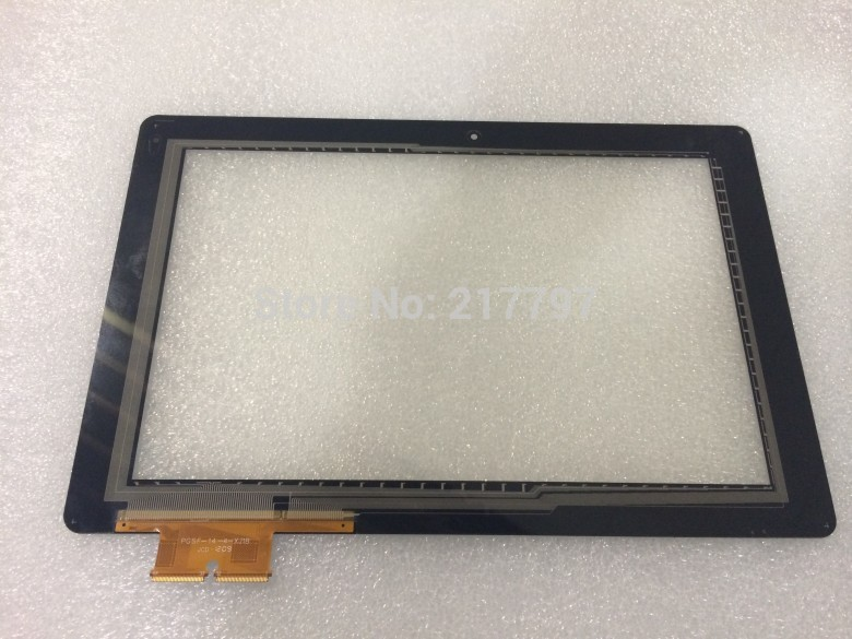 Touch screen on the outside original Tablet PC M532 10-inch touch screen PGSF-14-4-XJ1B 64PIN 8 inch tablet pc touch screen zyd080 64v01 handwritten capacitive screen outside the screen 10pcs