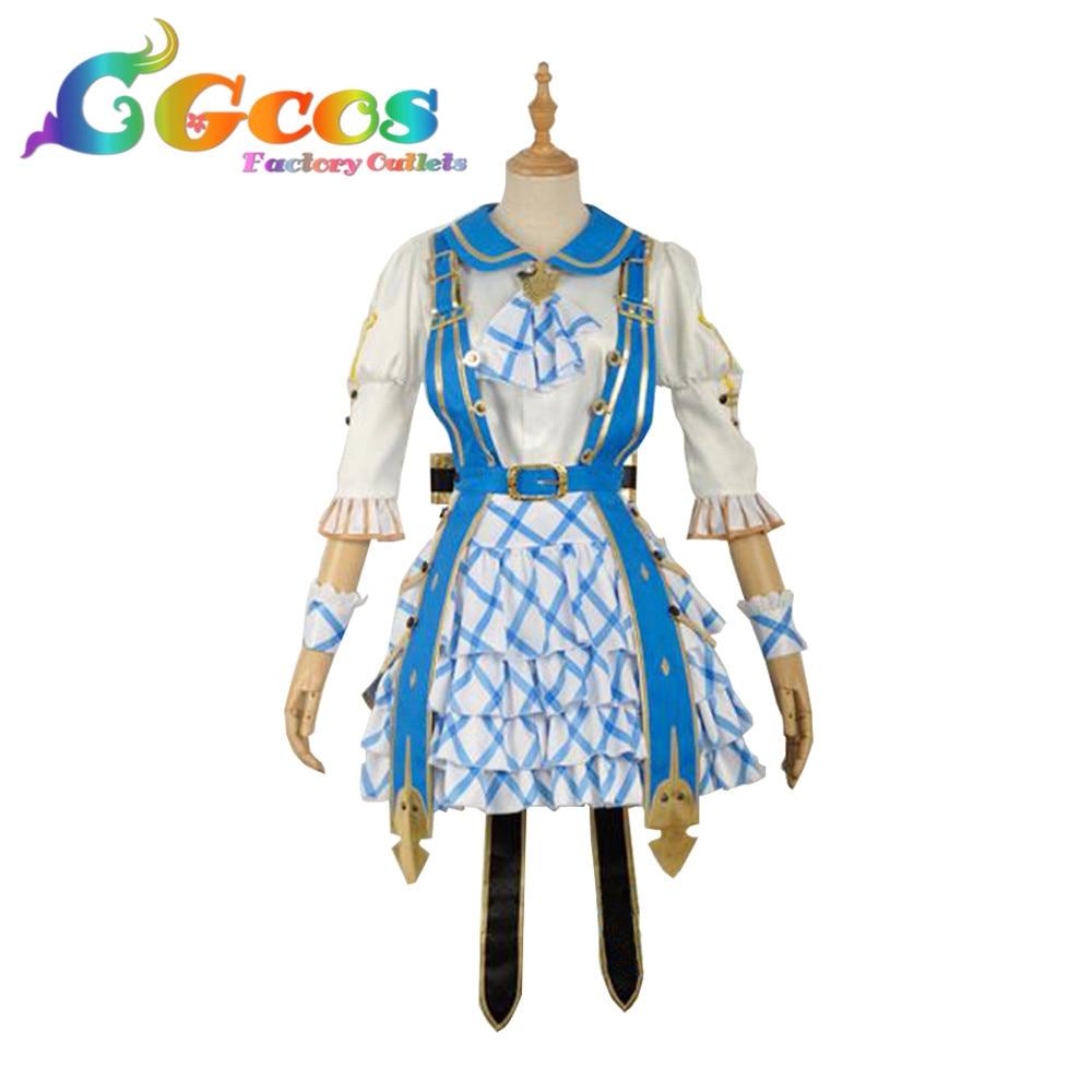 Здесь продается  CGCOS Free Shipping Cosplay Costume COS Granblue Fantasy Vila Chevalier Uniform Halloween Christmas Party Anime  Одежда и аксессуары