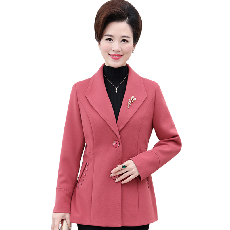 Pink Tailored Jacket Promotion-Shop for Promotional Pink Tailored ...