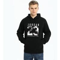 2017 Brand New Fashion JORDAN 23 Men Sportswear Print Men Hoodies Pullover Hip Hop Mens Tracksuit