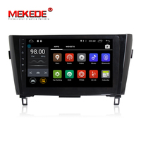 Quad Core Android7 1 Car Audio Gps Navigator For Nissan Qashqai X Trail 2013 2015 With