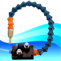 8mm Air Pipe Mist Coolant Lubrication Spray System For CNC Lathe Milling Drill Grind Machine