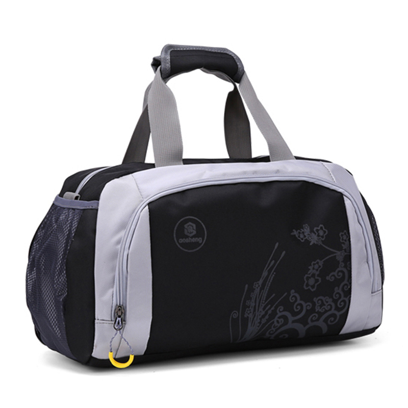 Оксфорд водоустойчив печат пътна - Багаж и пътни чанти - Снимка 2