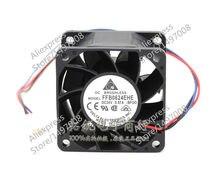 Delta electronics ffb0624ehe bf00 dc 24v 0.57a 60x60x38mm ventilador de refrigeração do servidor
