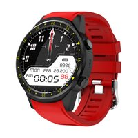 Multiple Smart Watch Sports Modes Bluetooth GPS Heart Rate Monitor Two Side Straps Sports Business Smartwatch 2018 New