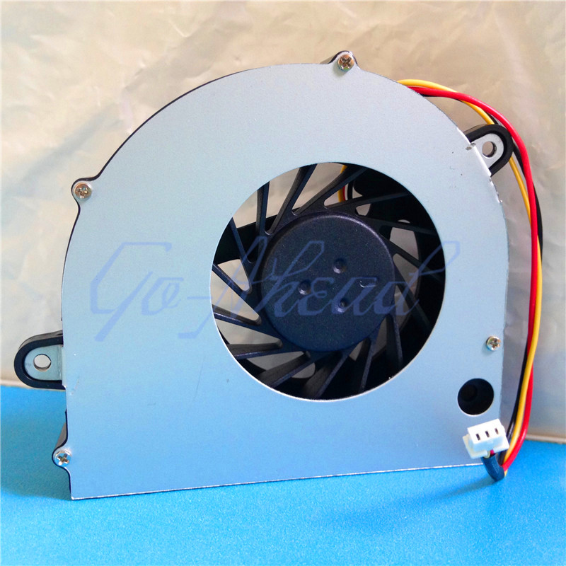 New CPU Cooling Cooler Fan For Lenovo G450 G450A/M G550 G550M G455 G555 G555A For TOSHIBA L500 L505 L555 B550 L770 L770D L775D
