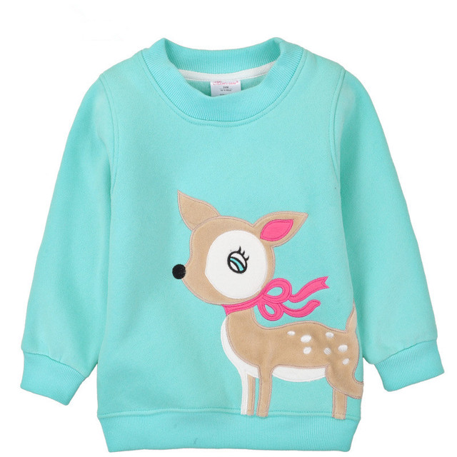 Christmas Reindeer Hoodie for Baby Boy & Girl | Sweatshirt Collections Autumn Winter 2017