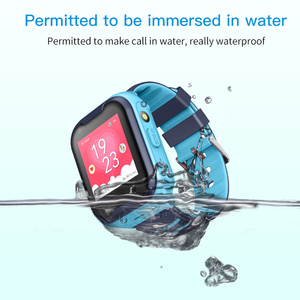 Image 4 - 어린이 스마트 시계 어린이 4g wifi gps 트래커 어린이 시계 전화 디지털 sos 알람 시계 카메라 전화 시계 어린이 pk q90