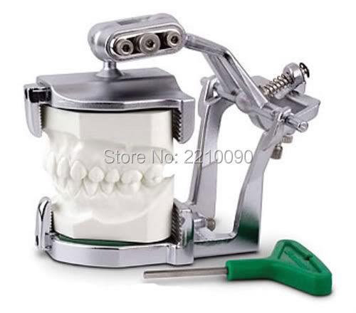 Dental Adjustable Articulator Magnetic Adjustable for Lab Use A2 new dental magnetic denture articulator big size dental teeth adjustable magnetic articulator for dental lab dentist equipment