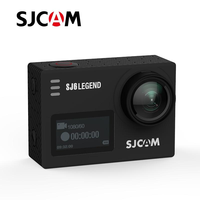 SJCAM SJ6 Legend Novatek96660 Gyro 4K Ultra HD Fəaliyyət Kamera - Kamera və foto - Fotoqrafiya 2
