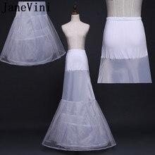 Lange Petticoat Zeemeermin Mariee