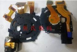 Nowy oryginalny obiektyw tylna grupa podstawa Flex cable z CCD do canon SX710 SX710HS jednostka wymiany kamery część naprawcza w Części obiektywu od Elektronika użytkowa na
