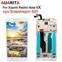 1pcs LCD For Xiaomi Redmi Note 4X LCD Display And Touch Screen Digitizer With Frame Assembly