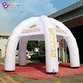 Персонализированные 6X4 5 метров надувные купольные палатки/палатки надувные/Надувные Шатры игрушки