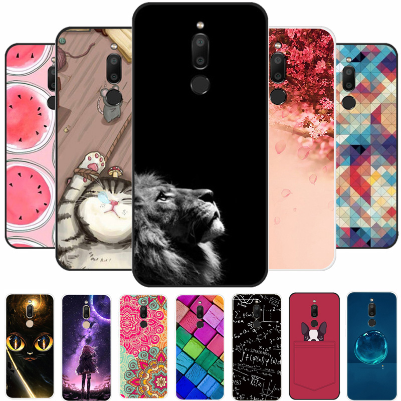 For <font><b>Meizu</b></font> <font><b>M6T</b></font> Case Silicone Soft TPU Cover Cat Dog Cartoon Coque For <font><b>Meizu</b></font> <font><b>M6T</b></font> Funda Phone Cases for <font><b>Meizu</b></font> M 6T <font><b>M811H</b></font> 5.7 inch image
