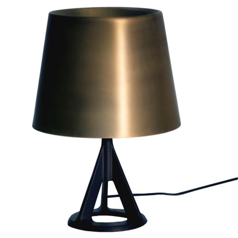 Antique Gold Table Lamp Light Nordic Art Modern Decorative ...