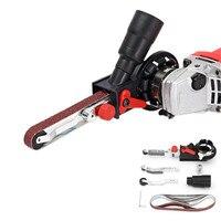 DIY Sander Sanding Belt Adapter For 115 125 Electric Angle Grinder With M14 Thread Spindle For