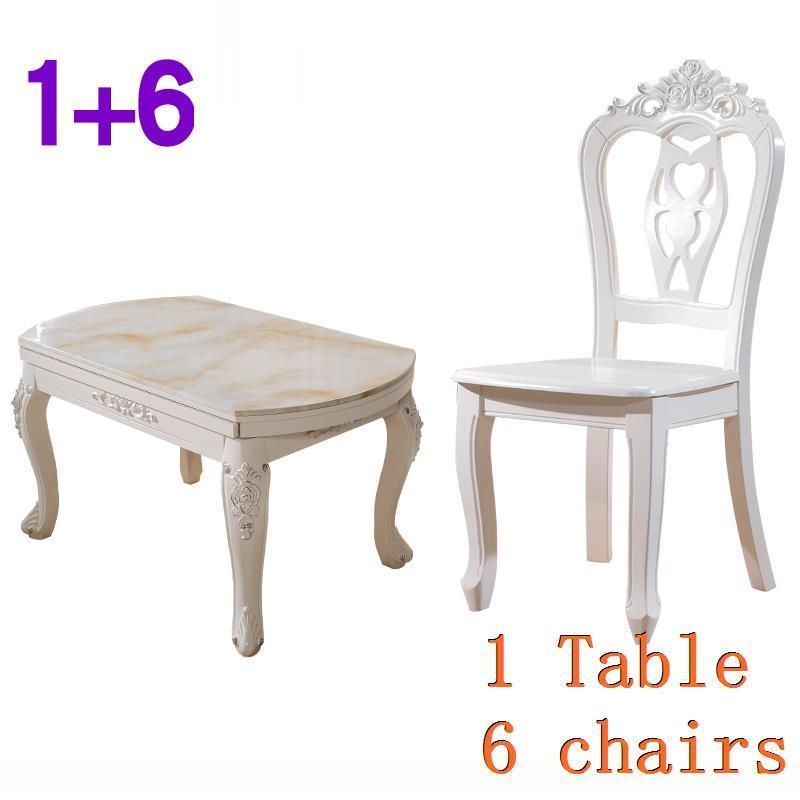 Tavolo Da Pranzo Eettafel Piknik Masa Sandalye Salle A Manger Moderne European Tablo De Jantar Bureau Mesa Comedor Dining Table