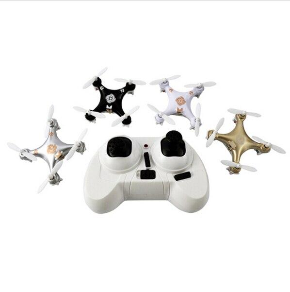 F15054 / 7 Cheerson CX-10A CX10A безголовый режим 2.4 г 4CH 6 ось RC Quadcopter мини-игрушки подарок для мальчиков RTF карманные беспилотный