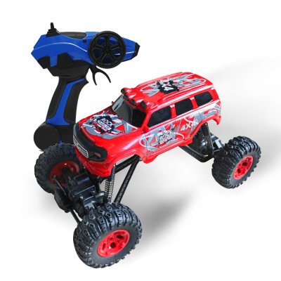 New arrival four wheel bigfoot rc car 2312 series 1:10 41cm large size All terrain 4wd RC off road Climbing car toy vs K939